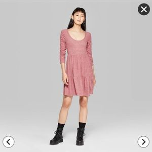 Soft and comfy long sleeve dress